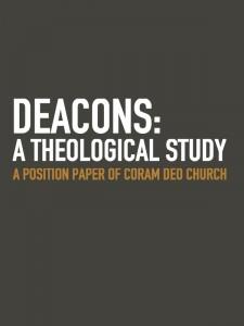 Deacons: A Theological Study