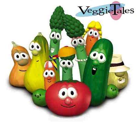 VeggieTales: Morality, not Christianity?