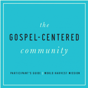 The Gospel-Centered Community