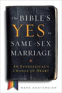 Achtemeier, Mark. The Bible's YES to Same-Sex Marriage (Louisville: Westminster John Knox Press, 2014).