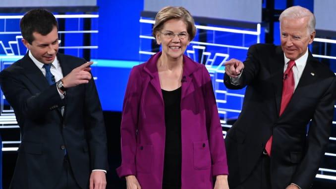 Candidates debate healthcare